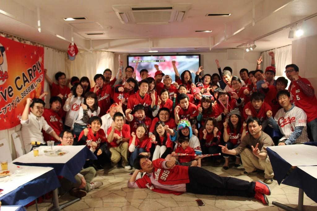 <日本シリーズ初戦>観戦会を開催します。