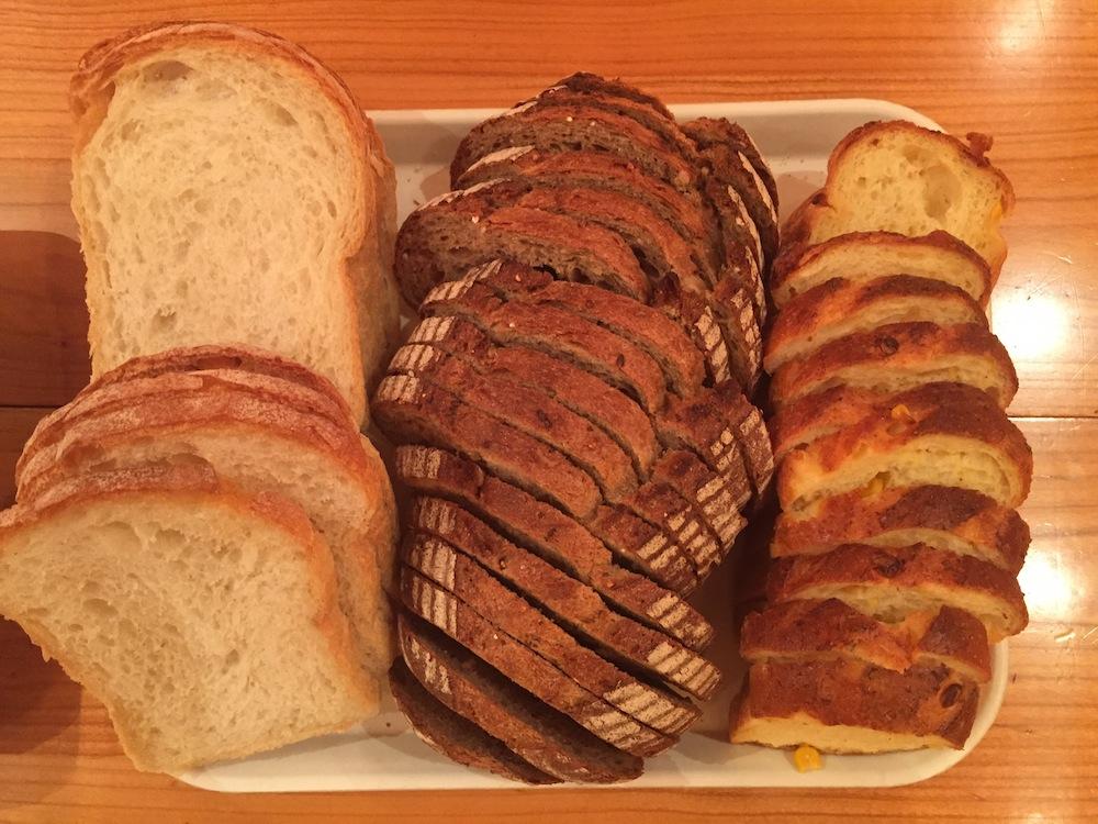"""Powered by 青山アンデルセン☆広島食材で作る「ひろしま""""お好み""""サンドイッチ」"""