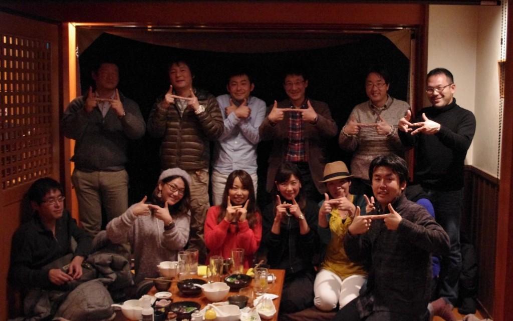 【満員御礼】広島でもdrinksひろしま、鉄板焼きで楽しい年末を!番外編drinksひろしま(12/30)