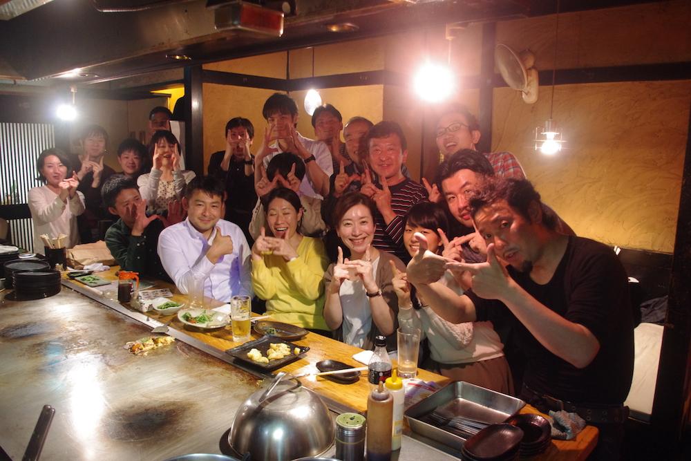 世代を超えてお好み焼き&広島の酒を楽しむ![report第68回drinksひろしまfeatオタフクソース]