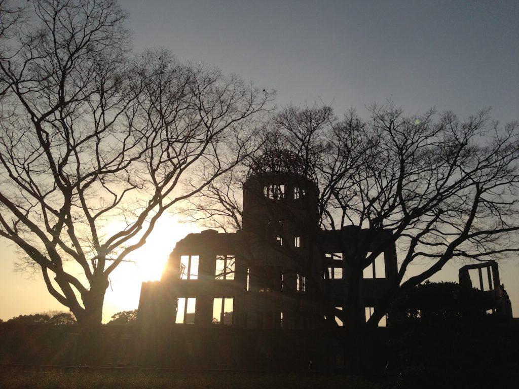 オバマ米国大統領が訪れてどうでしたか?戦後71周年、原爆ドームが世界遺産20周年の今年、あなたの「平和公園・原爆ドーム」の風景、見せてください。