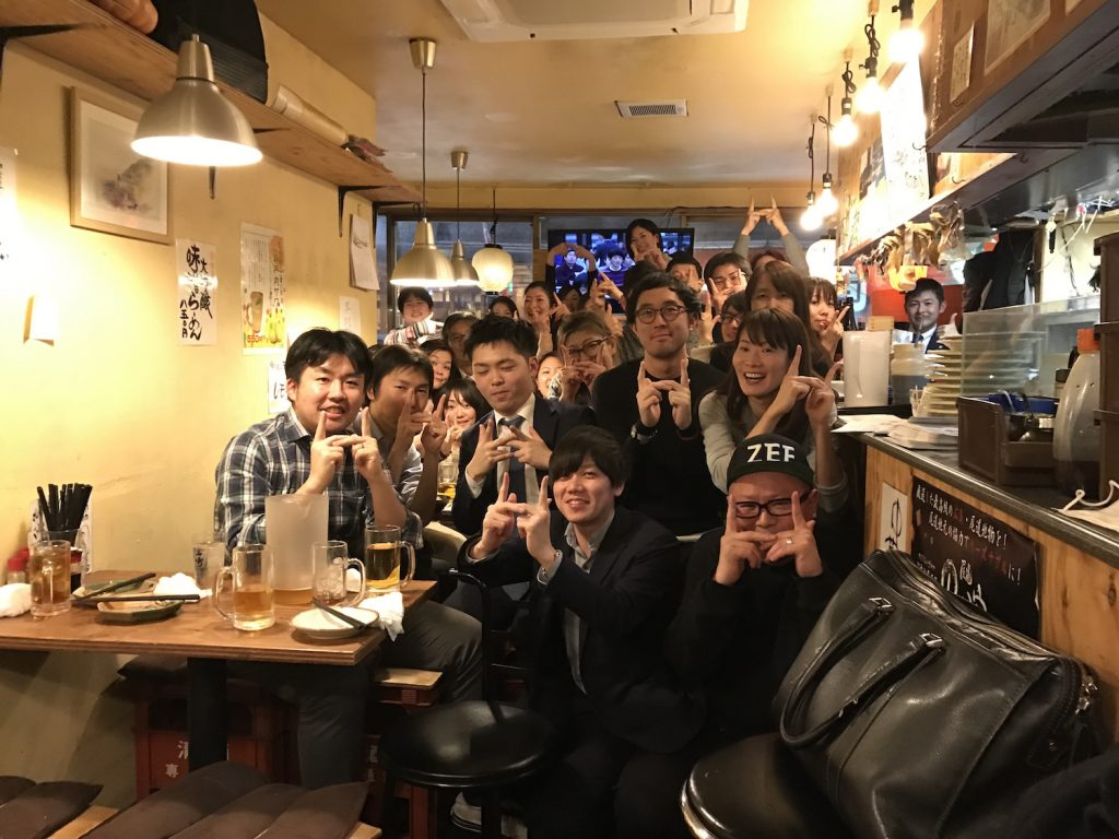 2017年、ふるさと愛と活気に溢れたひろしま新年会![report第77回drinksひろしま]
