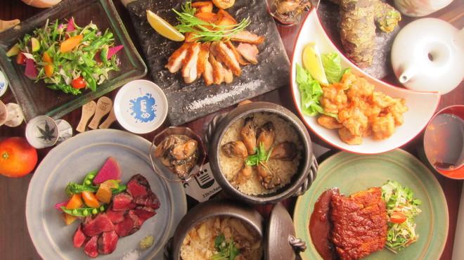 アットホームなカウンターのお店で広島な土鍋を。第90回drinksひろしま(3/14@飯田橋・33kitchen)