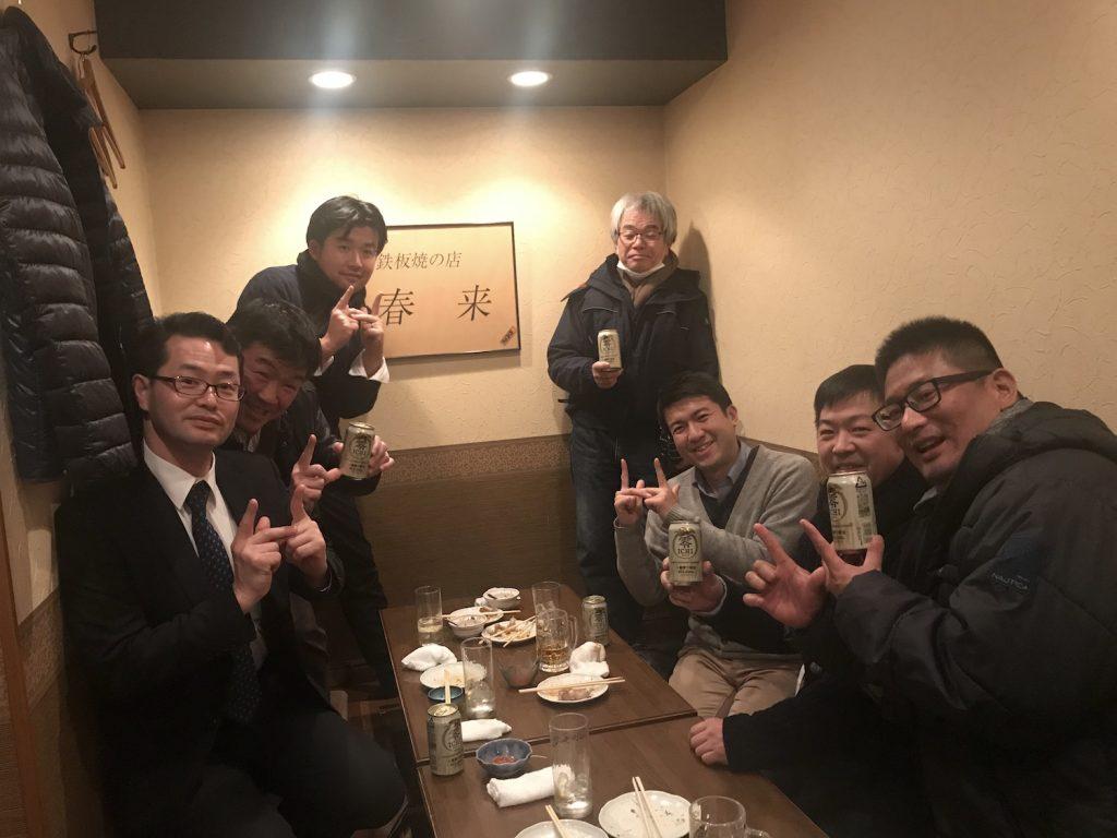 東京と広島/過去と未来が交差するdrinks | 鉄板焼き 春来@流川