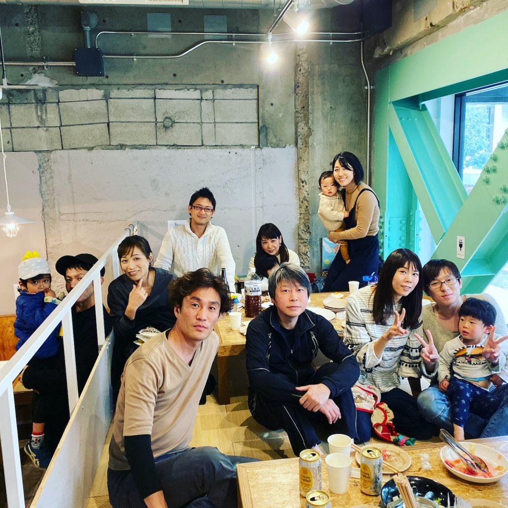家庭円満が一番大事。|永田町 tiny peace kitchen